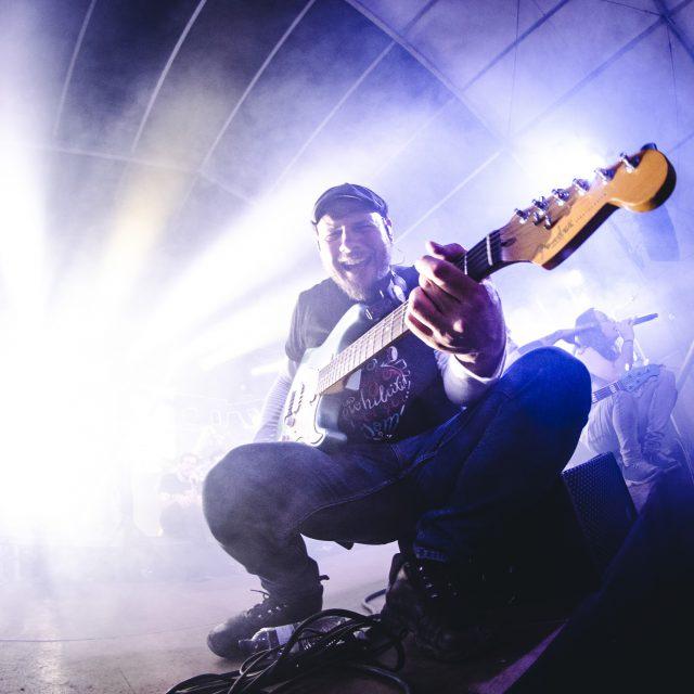 Guitarrista de Buhos - Festa Major Sant Boi 2019