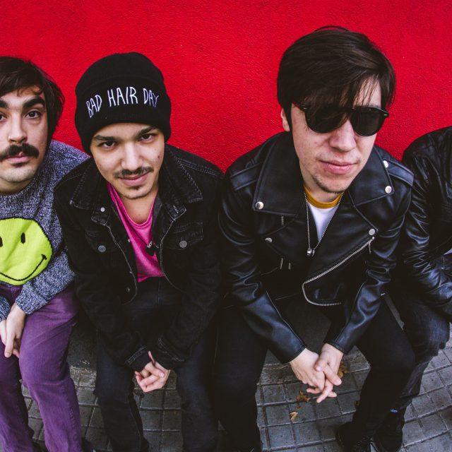 Banda de Indie Rock de Barcelona Mad Cartridge.