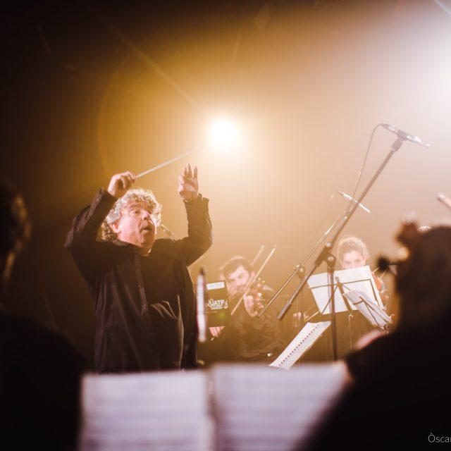 Orquesta A 4 cordes con RIU - Teatro Can Massallera
